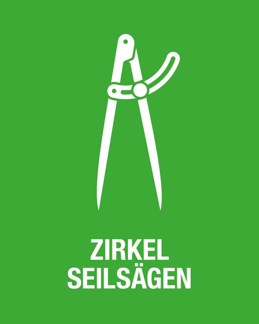 SACHSEN-SÄGE GmbH | Zirkelseilsägen